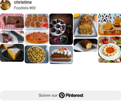 Foodista#70 La nouvelle marraine