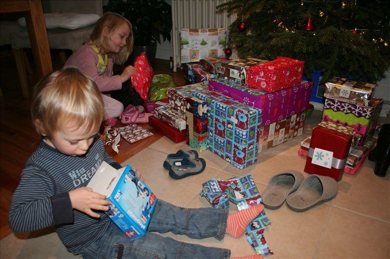 Noël 2010 et 1er trimestre 2011