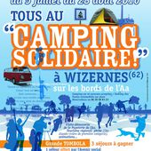 Camping solidaire