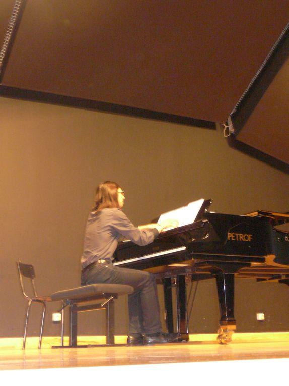 Concert  à l'initiative de jeunes artistes  soutenant la cause de TRISOMIE 21