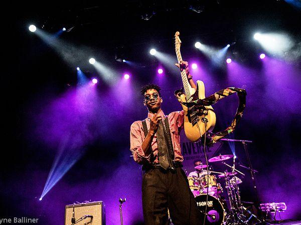 Soirée Blues à la Traverse, New Blues Generation avec Jamiah Rogers et Annika Chambers - Eric Gales