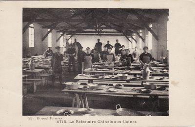 Etrangers en Ondaine pendant la Grande Guerre