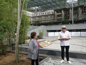 Hommage à Jules Verne, le Jardin d'Octopus se dessine à Amiens