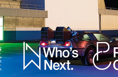Salon Who's next 2015 -