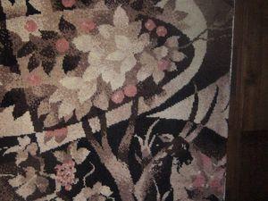 Magnifique tapisserie confectionnée par les paroissiennes et paroissiens de Collex-Bossy !