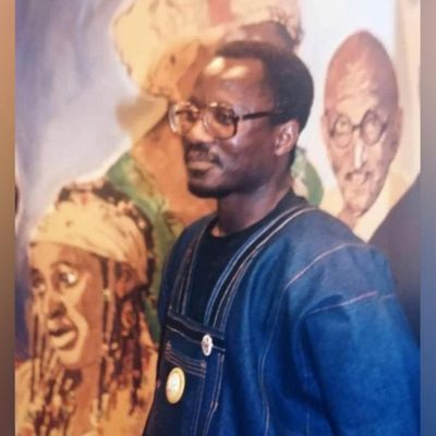 Akyaaba Addai-Sebo - the architect of Black History Month in the UK