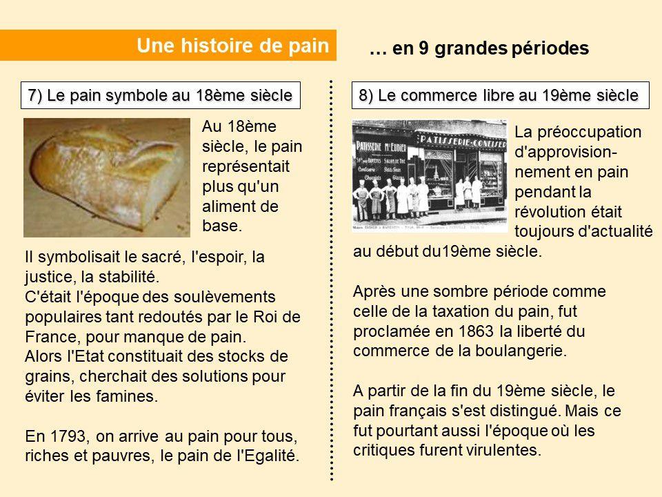 Divers  - Une Histoire de pain