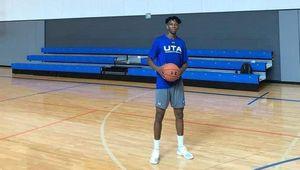 Patrick Mwamba s'apprête à faire ses débuts en NCAA