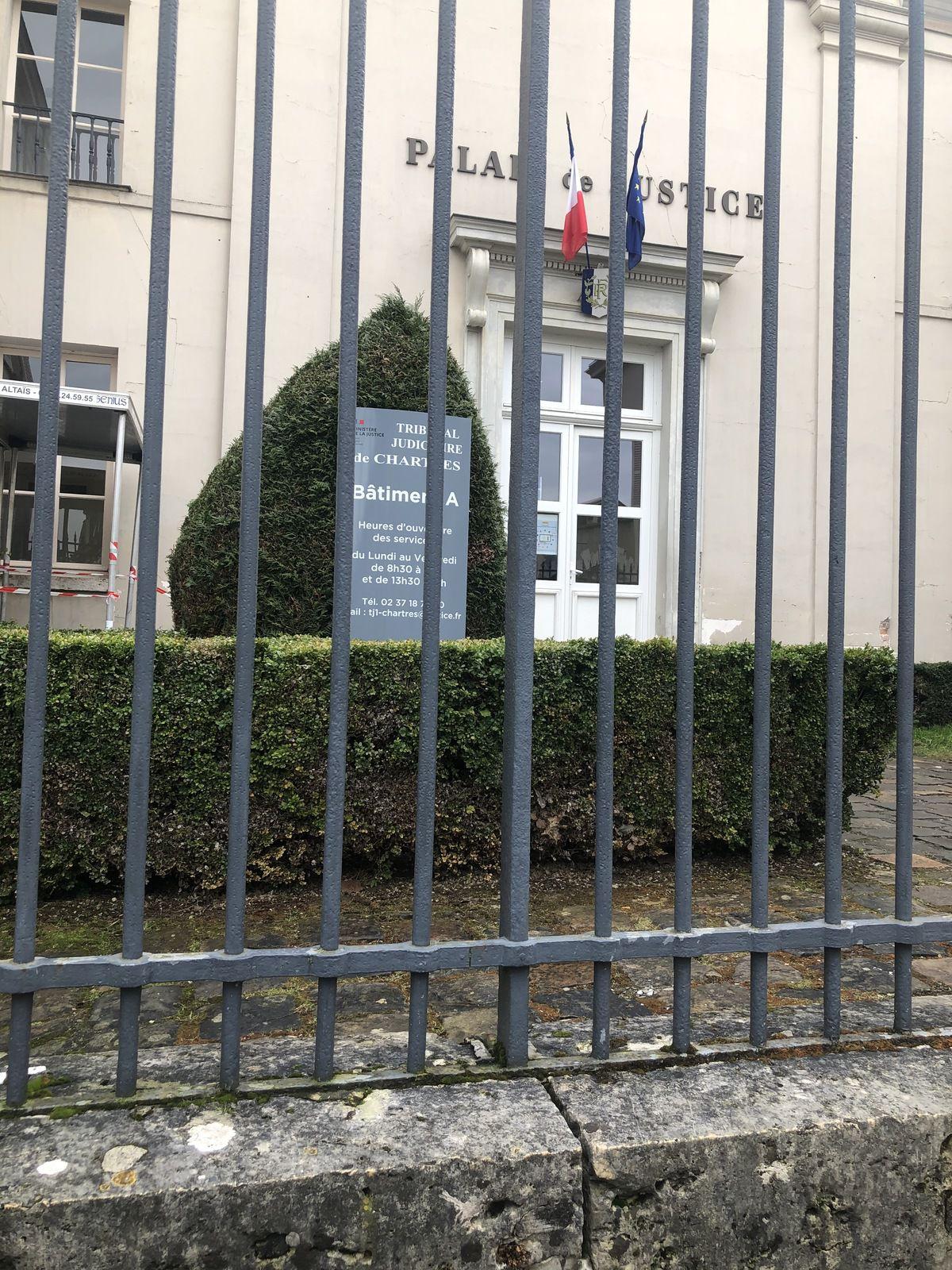 avocat tribunal correctionnel Chartres