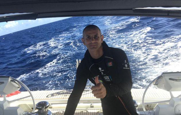 Odyssée Bleue – Retour de Stéphane Mifsud après sa mission environnementale aux Antilles