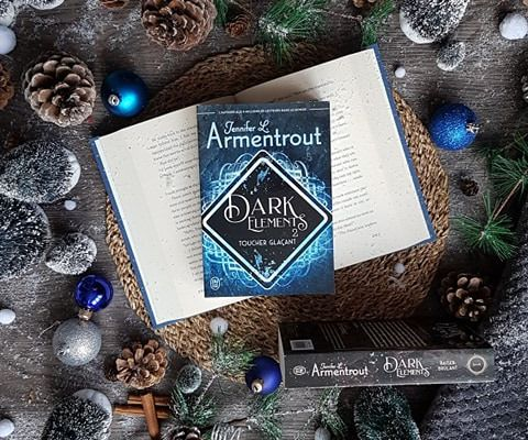 Dark Elements, tome 2 : Toucher glaçant - Jennifer L. Armentrout