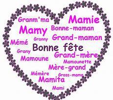 Fete des grands-mères