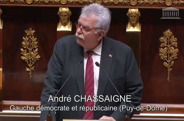 55 ans du Traité de l'Elysée - Intervention à l'Assemblée nationale