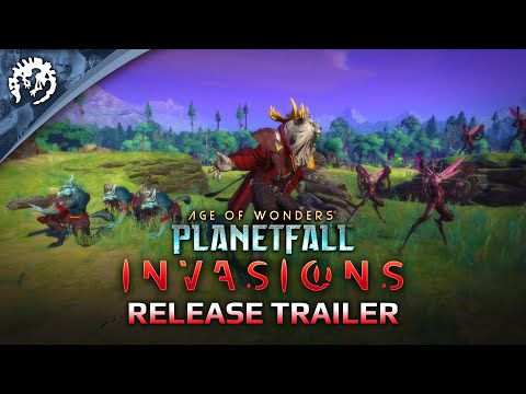 [ACTUALITE] Age of Wonders: Planetfall - Invasions, la nouvelle extension est disponible