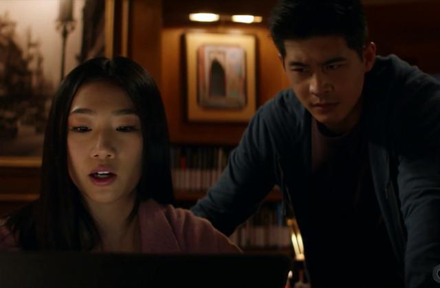 Critiques Séries : Kung Fu (2021). Saison 1. Episode 6.