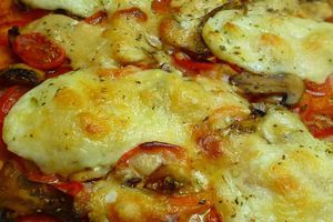 "pizza ""fonds de tiroir"""