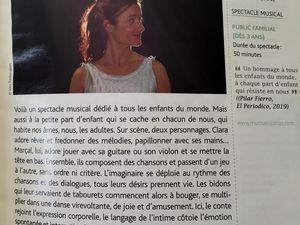 petits princes, spectacle musical pour enfant à rio loco 2019 sur charlotteblabla blog