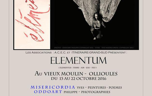 Exposition Elementum !