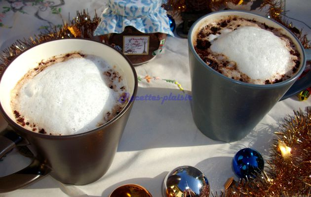 Avent 8: Chocolat chaud épicé de Noël
