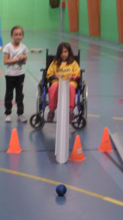 Pas facile de se déplacer comme un handicapé !!!!!!