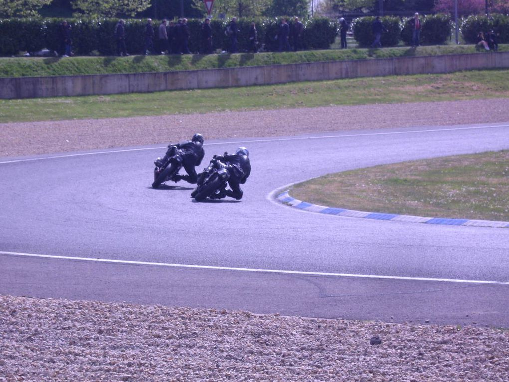IRON BIKERS 2017 : circuit CAROLE