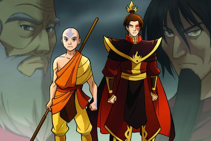 *Avatar the Last Airbender: The Promise
