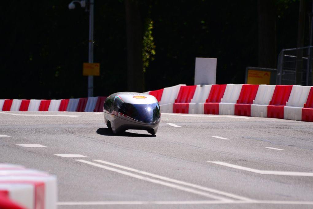 Shell-Eco Marathon Europe 2014 Rotterdam, Pays-bas Performance de TIM 05: 1er Ethanol avec 2757 km/l.