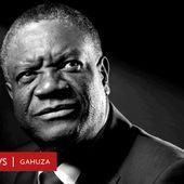 Dr Denis Mukwege wahawe igihembo cya Nobel 'yabwiwe ko azicwa' - BBC News Gahuza