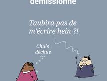 Christiane Taubira démissionne