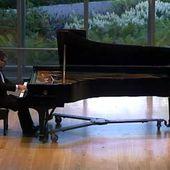Messiaen - Petites esquisses d'oiseaux: I. Le Rouge Gorge (European Robin)