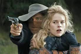 Lady gun fighter  ( The stolen )