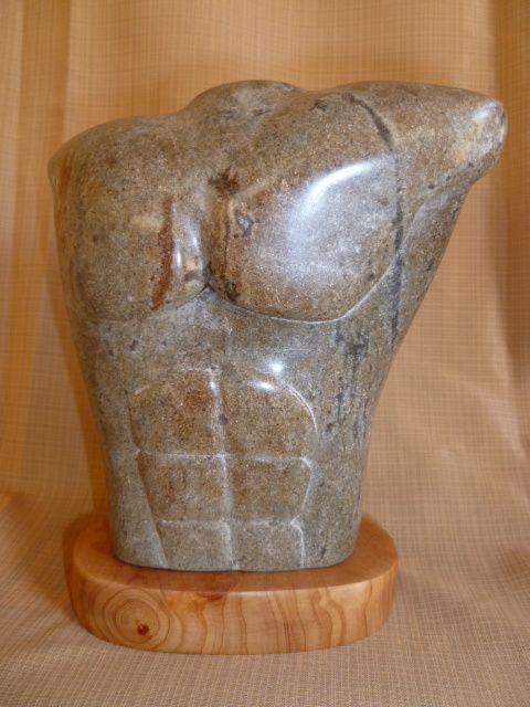 Cet album contient les photos de sculpture en soapstone ou stéatite ou pierre à savon en français.
