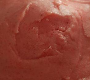 Recettes des régions : glace banane - fraise