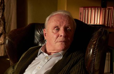 The father, Anthony Hopkins face aux dérives de la mémoire
