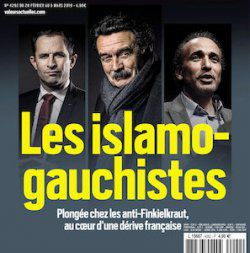 L'islamo gauchisme de macron/le pen et Cie ...suite