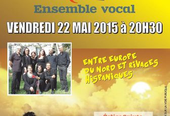 L'ENSEMBLE VOCAL URMAS EN CONCERT A MARTIGUES