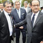 VIDEOS. François Hollande décore Michel Catalano, l'imprimeur héroïque de Dammartin-en-Goële