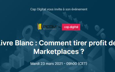 Marketing Event :  « Comment tirer profit des Marketplaces ? » par PICOM