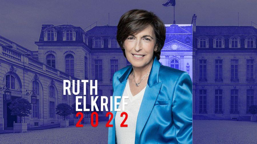 Eric Zemmour invité de Ruth Elkrief ce lundi sur LCI