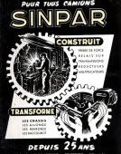 Sinpar : l'as de la transformation - Fondation Berliet