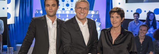 Artus, Philippe Manoeuvre (...) invités de On n'est pas couché ce soir sur France 2