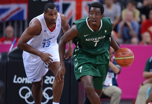"Al Farouq Aminu: ""I'm representing my parents' country and I'm helping put Nigeria basketball back on the map"""