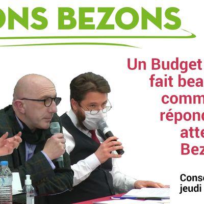Bezons: un budget 2021 pour la comm' et pas pour les Bezonnais