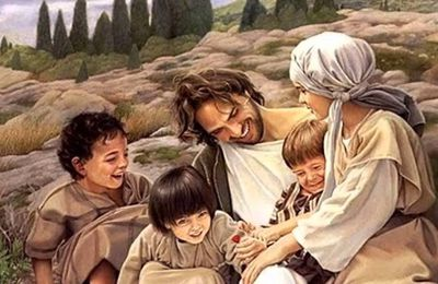 27ème dimanche– On présenta à Jésus une question, … et des enfants