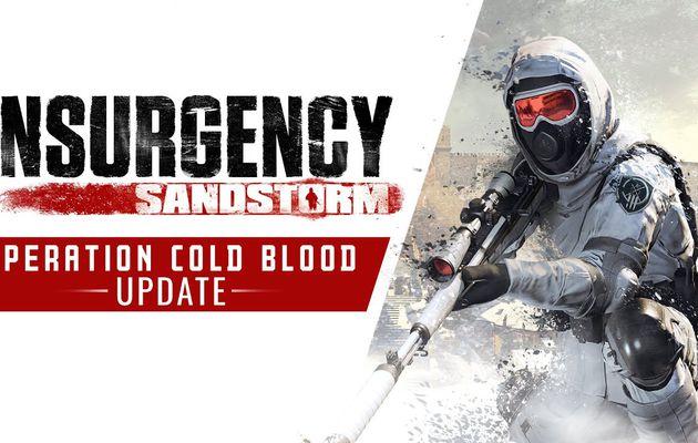 [ACTUALITE] Insurgency: Sandstorm - Le nouveau contenu de la mise à jour Cold Blood en vidéo