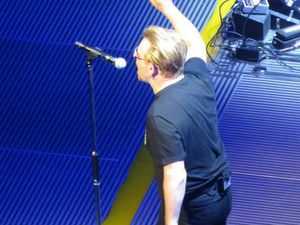 U2-New York (7) MSG -30/07/2015