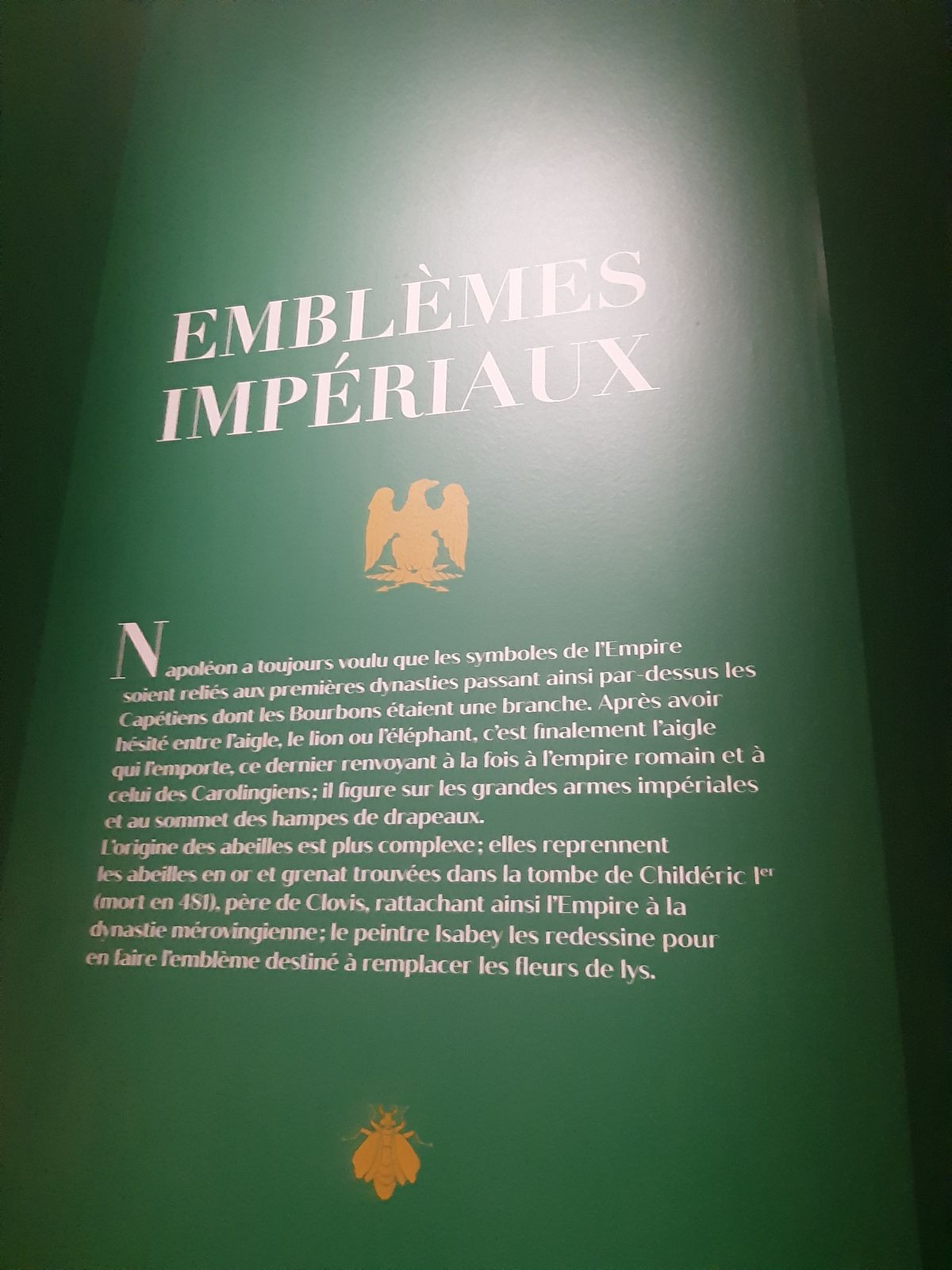 NAPOLEON ET L'EUROPE