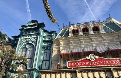 Les maisons à Disneyland