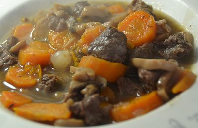 Recette cookeo weight watchers boeuf bourguignon