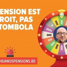 La casse des retraites enrayée en Belgique par la mobilisation